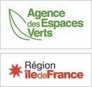 logo Agence des Espaces verts Île-de-France